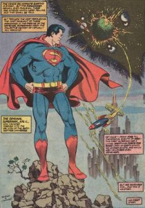 Superman Secret Origins
