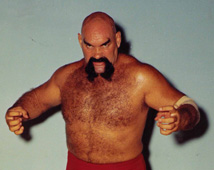 The late, great Ox Baker (1934 - 2014)