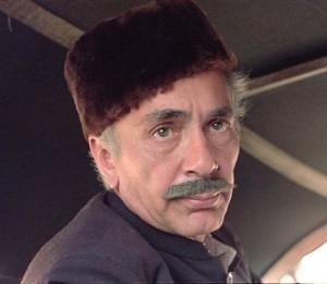 """Balraj Sahni in """"Garm Hava"""" (1973)"""